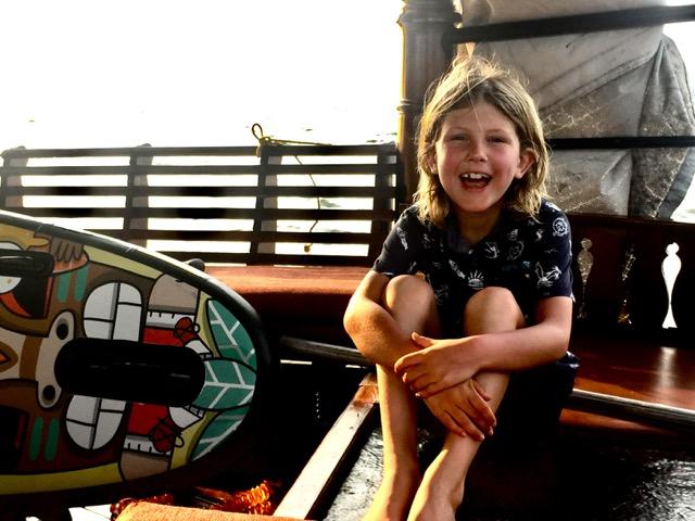 Paddleboarding in India